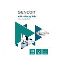 Fólie laminovací SENCOR SLA FA4B150 A4 150mic 100ks