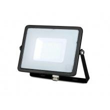 LED reflektor V-TAC VT-30 30W samsung chip černá