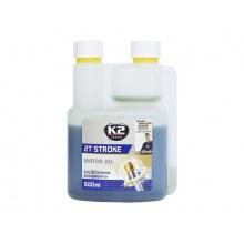 Olej K2 TEXAR 2T STROKE 500ml zelený