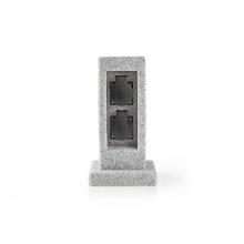 Prodlužovací přívod 2 zásuvky NEDIS EXGS60
