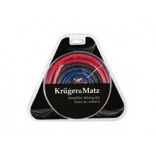 Sada montážní KRUGER & MATZ KM0010 pro zesilovače