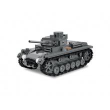Stavebnice COBI 3062 WOT Pz. Kpfw. III Ausf. J, 1:48, 286 k
