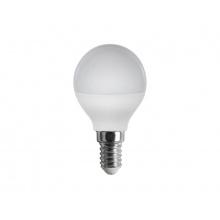 Žárovka LED E14  6W G45 bílá teplá RETLUX RLL 268