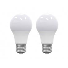 Žárovka LED E27  2x9W A60 bílá teplá RETLUX REL 20