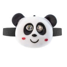 OXE LED čelová svítilna, panda