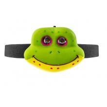 OXE LED čelová svítilna, žába