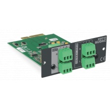 AUDAC MMP40 Media player & recorder modul
