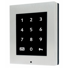 ATEUS-916032 2N® Access Unit 2.0 Touch Keypad, IP dotyková klávesnice, bez krycího rámečku