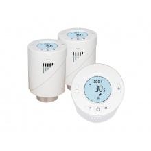 Chytrá termostatická hlavice IMMAX NEO SMART ZIGBEE 3ks