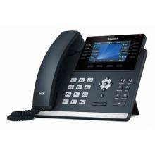 SIP-T46U Yealink - IP telefon, 16x SIP účtů, LCD 4,3