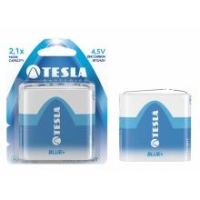 1099137103 Tesla - 4,5V BLUE+ Zinc carbon baterie, 3R12, BLISTER/1ks