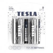 1099137219 Tesla - SILVER Alkaline baterie D (LR20, velký monočlánek, blister) 2 ks