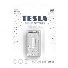 1099137211 Tesla - SILVER Alkaline baterie 9V (6LR61, blister) 1 ks