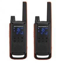 TLKR T82 Motorola - sada 2 vysílaček PMR446, dosah až 10 km, IPx2