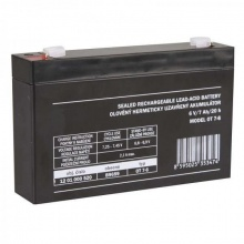 Bezúdržbový olověný akumulátor 6V 7Ah