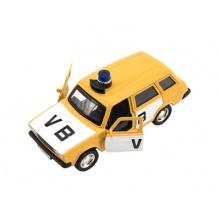 Dětské policejní auto TEDDIES VB combi se zvukem 11.5 cm