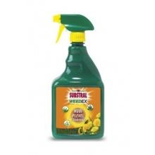 Herbicid SUBSTRAL Weedex Hobby proti dvouděložným plevelům 750ml