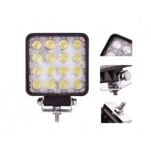 Světlo na pracovní stroje LED T764A, 10-30V/48W