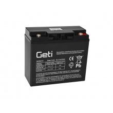 Baterie olověná 12V  20Ah Geti