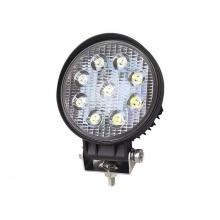 Světlo na pracovní stroje LED T770A, 10-30V/27W rozptylové