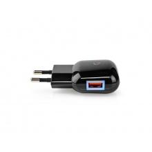 Adaptér USB NEDIS WCQC301ABK