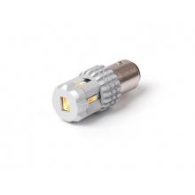 Autožárovka LED BAY15D 12V STU 95AC009 bílá/oranžová