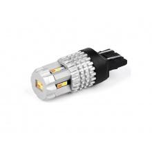 Autožárovka LED T20 12V STU 95AC010 bílá/oranžová