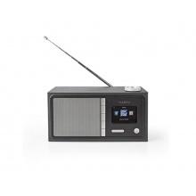 Rádio NEDIS RDIN3000BK BLACK