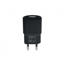 Adaptér USB FOREVER 3.A QC3.0 TC-01 BLACK