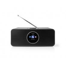 Rádio NEDIS RDIN4000BK BLACK