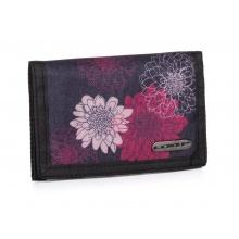 peněženka LOAP WALLETA černo/růžová