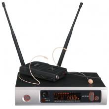 DEXON Bezdrátový mikrofon diverzitní náhlavní / klopový MBC 940
