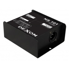 DEXON Konvertor ze 100V úrovně na linkový signál NS 101