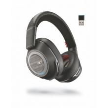 VOYAGER-8200-USB-A-BLACK Plantronics - bezdrátová bluetooth náhlavní souprava pro mobil a PC+USB adaptér, 208769-01