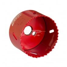 Pilový vrták korunkový bimetalový vyřezávací 108 mm, OREN