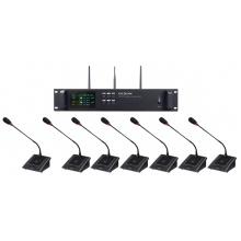 DEXON Bezdrátový konferenční systém WA 520RC