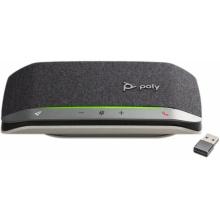 SYNC20+BT600-USB-C Poly - Bluetooth konferenční zařízení SYNC 20+ pro připojení k PC nebo mobilu, USB-C + BT600