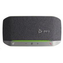 SYNC20-USB-C-M Poly - Bluetooth konferenční zařízení SYNC 20 pro připojení k PC nebo mobilu, USB-C