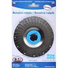 ROTO - Rotační rašple 125x22,2mm - 1,5mm - čepel jemná, R-2.0/125-Z