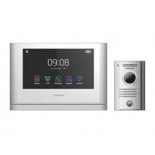 CDV-1024MAD bílý/DRC-40KHD - verze 17-30Vdc -