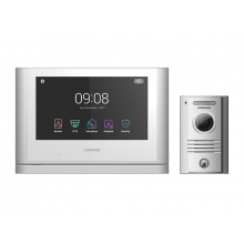 CDV-1024MA bílý/DRC-40KHD - verze 230Vac -