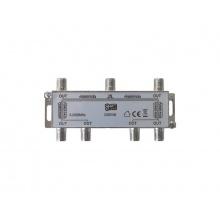 Anténní rozbočovač GETI GSS106  6 výstupů