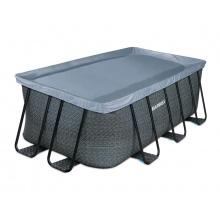 Plachta pro bazény MARIMEX Florida Premium Ratan 2.15x4m 10421018