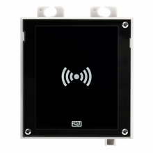 ATEUS-9160344 2N® Access Unit 2.0 RFID, IP čtečka 125 kHz, 13,56 MHz, NFC, bez rámečku