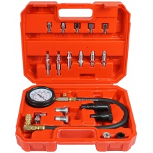DEGET Kompresiometr, sada pro měření komprese dieselových motorů V86257
