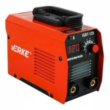 VERKE Invertorová svářečka IGBT-120 MMA V75006