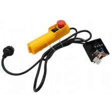 VERKE Ovladač na elektrický lanový zvedák, naviják 250/125kg V06080