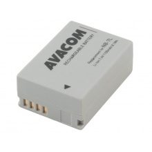 Canon NB-7L Li-ion 7.4V 1100mAh 8.1Wh