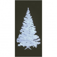 Umělý vánoční stromek UV bílý, 180 cm