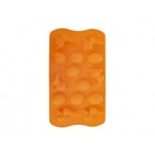 Forma na pečení ORION Velikonoce silikon oranžová
